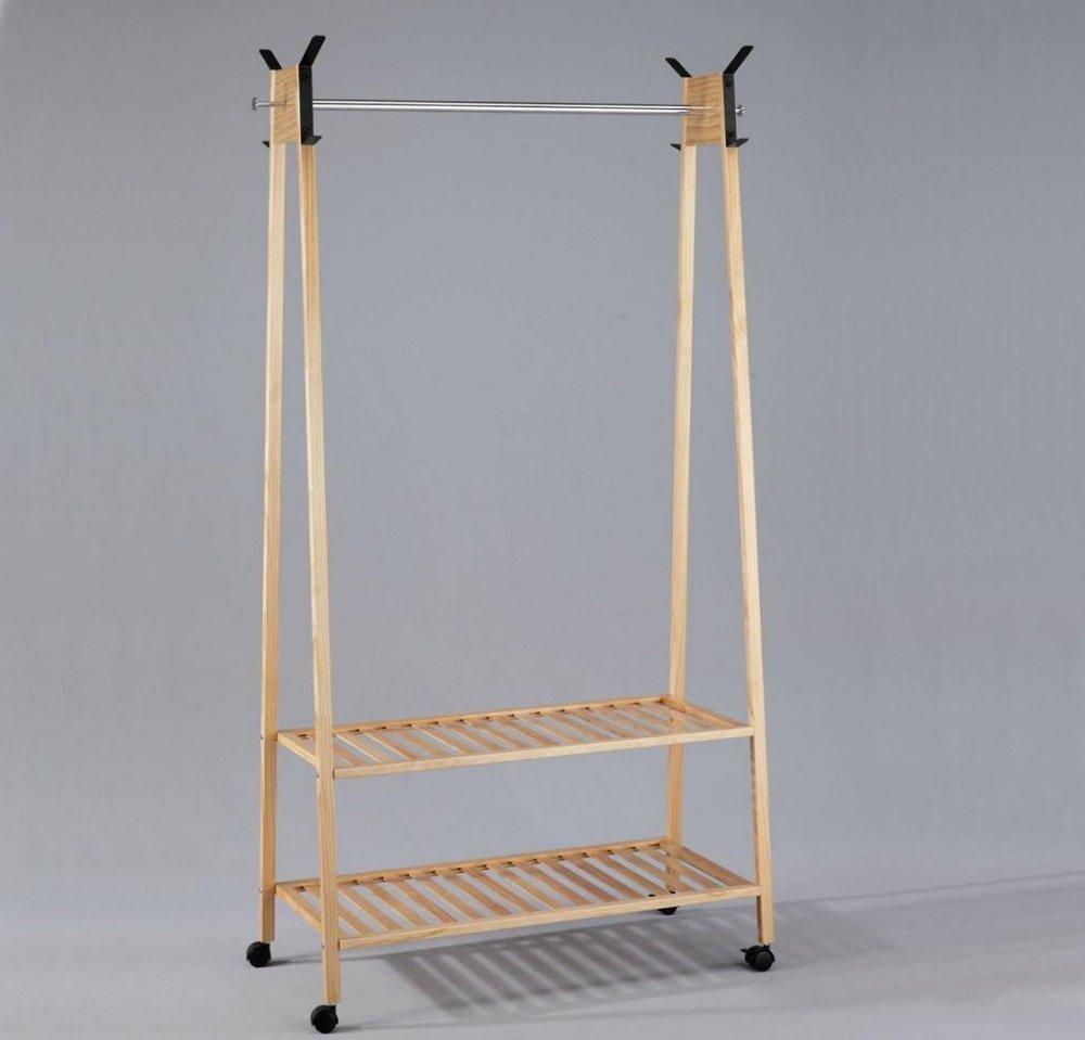 Appendiabiti stender carrello stand in metallo for Stender appendiabiti bricoman