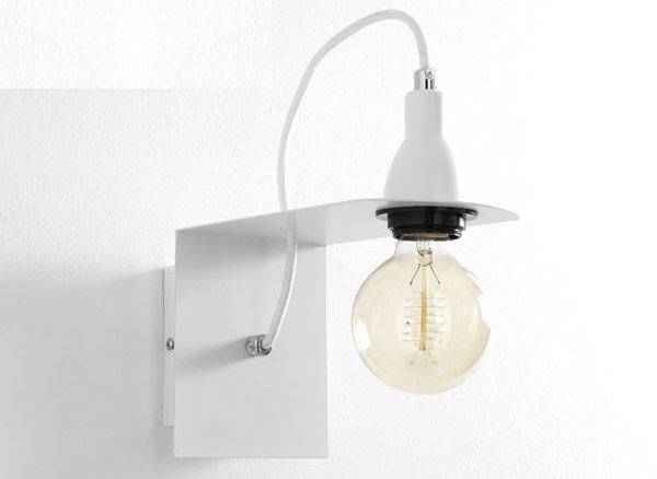Applique lampade da muro semplici in colori