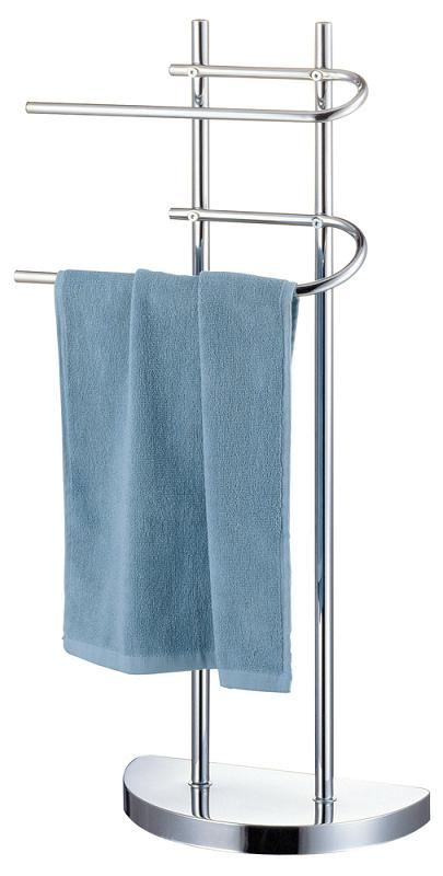 Colonna base porta asciugamani salviette da bagno for Porta asciugamani bagno