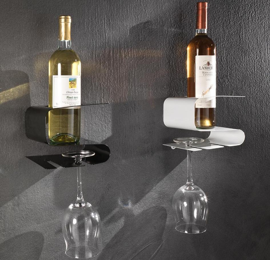 Cantinette portabottiglie - Porta vino da parete ...