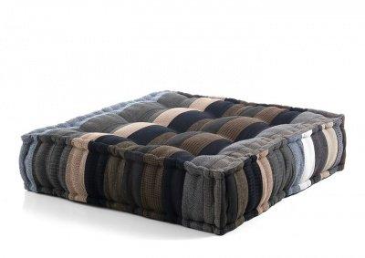 Cuscino da seduta per divano o poltrona a righe - Cuscini seduta divano ...
