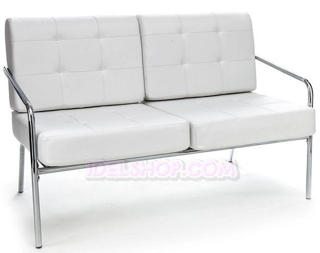 divanetto moderno 2 posti design minimal