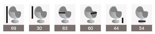 sgabelli, poltroncine, girevoli, alzata, pistone a gas, bianco, nero, cromato, ecopelli, poltronica, poltrona elevabile, sedia bar, sedia sgabello, elevazione a gas, girevole 360 gradi, base larga, comodo, imbottito