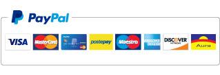 pagamenti idelshop paypal carta di credito prepagata postepay