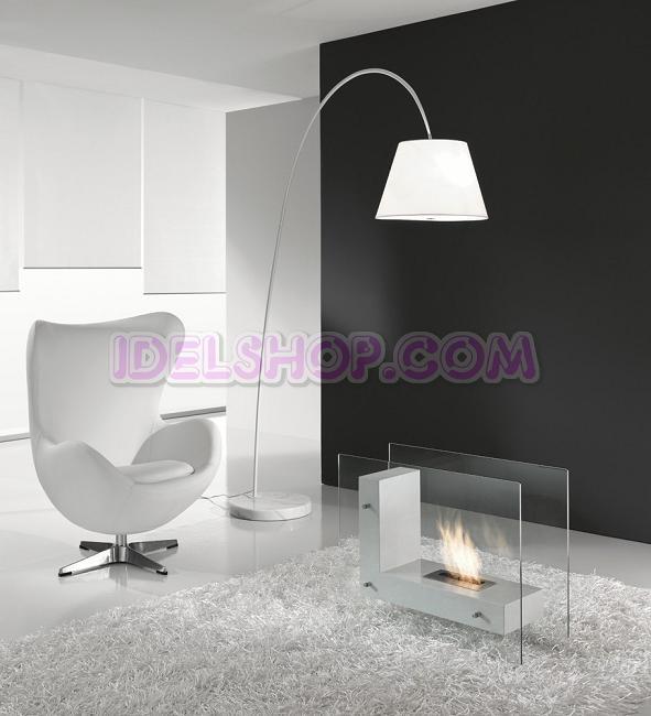 Moderne da terra per soggiorno lampade moderne per for Lampade per comodini moderne