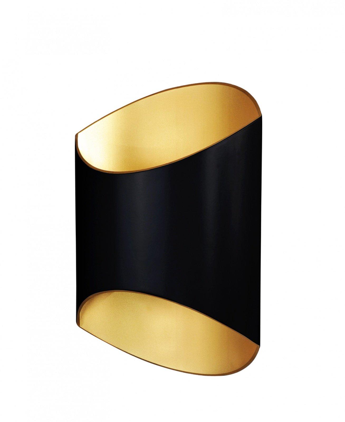 Voffca.com  Lampada Barocca Foglia Oro