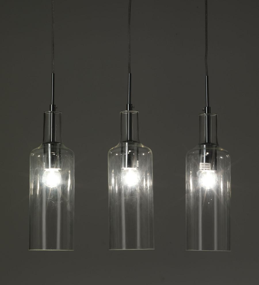 Lampade vetro trasparente una collezione di idee per for Design moderni della casa di vetro