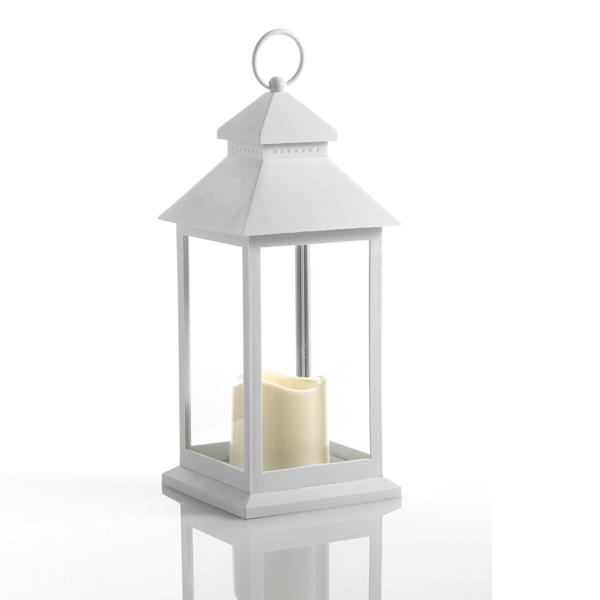 Lanterna grande lampada da giardino o da tavolo a batterie for Lampada da tavolo grande