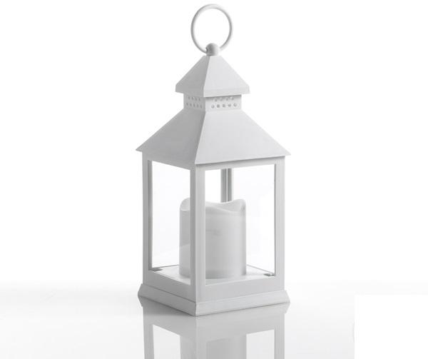 Lanterna Lampada Da Giardino O Da Tavolo A Batterie