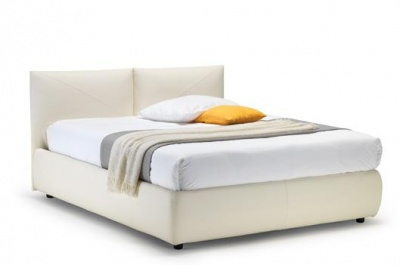Letto Milk in Ecopelle 9 colorazioni disponibili