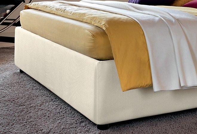 Beautiful letto singolo contenitore images ridgewayng - Letto singolo economico ...