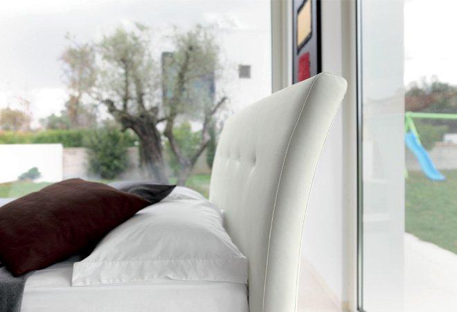 Divano letto zeus in tessuto pelle o alcantara divani e divani