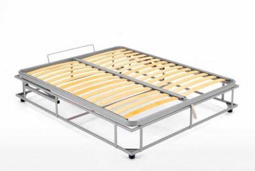 Meccanismo struttura contenitore 3 misure di letto - Misure letto rotondo ...