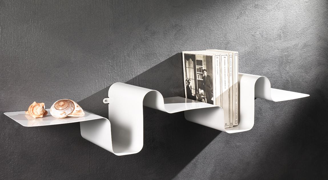 Mensole a cubo da parete con mensola per cucina le migliori idee
