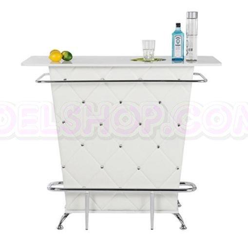 Mobile tavolo consolle bar moderno 2 colori ebay - Mobile bar moderno per casa ...