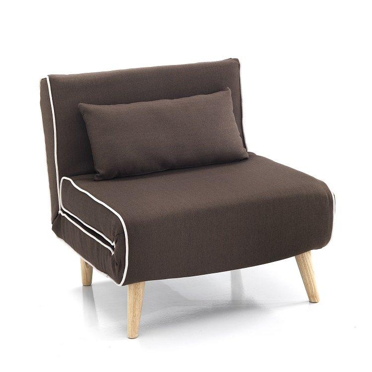 Poltroncina trasformabile in letto singolo - Mondo convenienza pouf letto ...