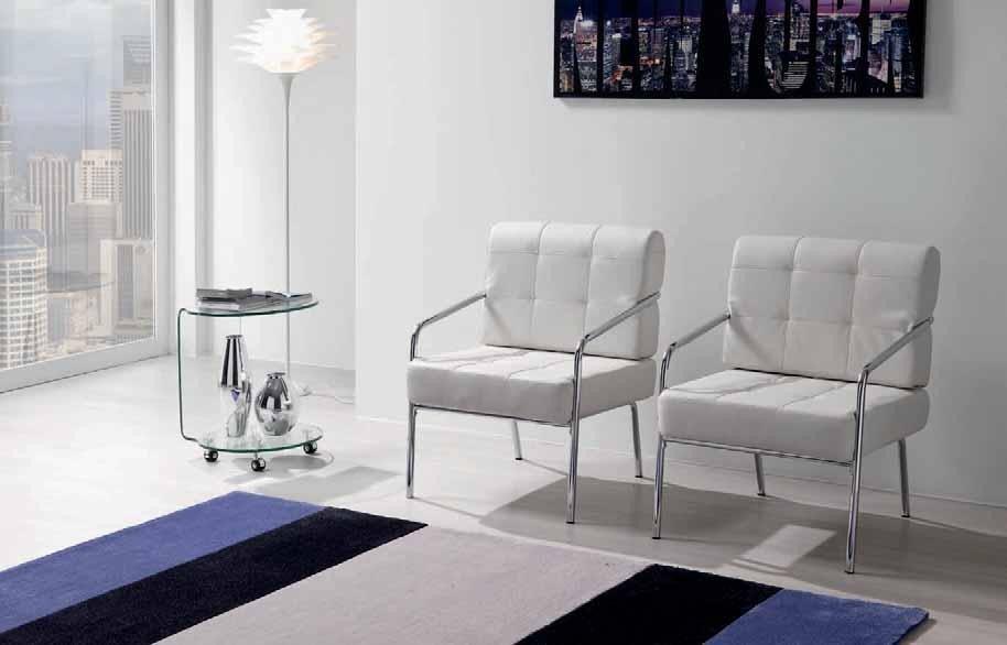 Poltrona Ufficio Bianco : Poltroncina da salotto o attesa per ufficio