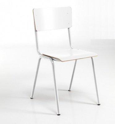 Sedie for Sedia moderna bianca