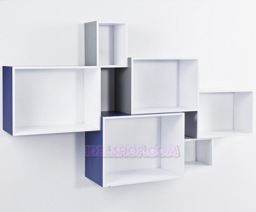 Mondo convenienza libreria a cubi perfect camerette - Letto cubo ikea ...