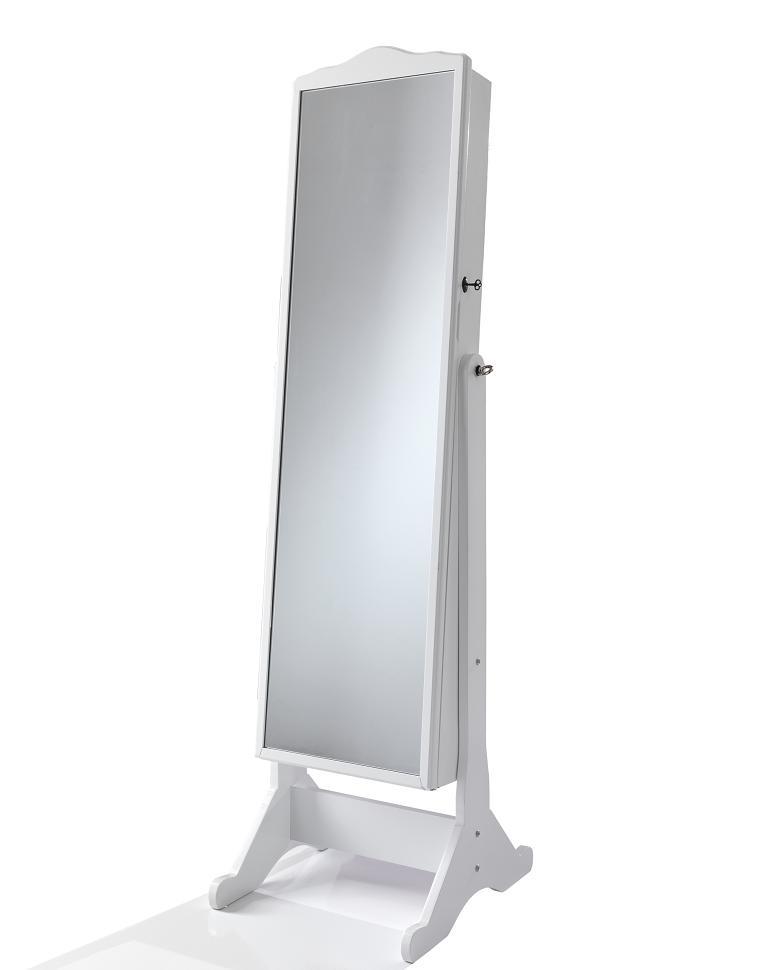 Specchiera contenitore da terra porta gioie ebay - Porta tv da terra ...