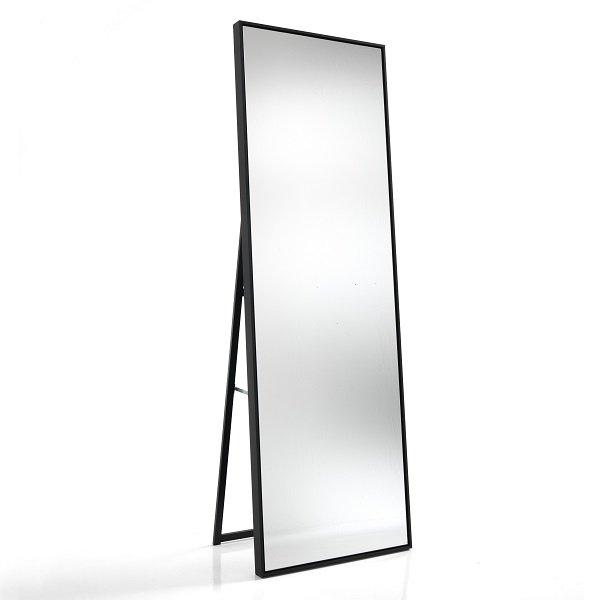 Specchiera da terra o da parete con piede - Specchio da terra economico ...