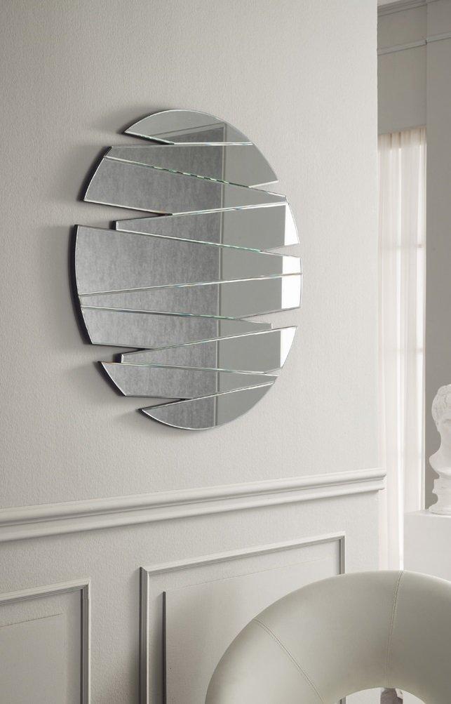 Trash o opere d 39 arte eccentrico o minimal un design - Specchi moderni per camera da letto ...