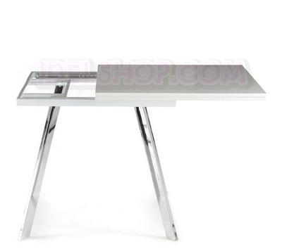 Tavolo Break 2 Allungabile Quadrato 85 x 85 cm | eBay