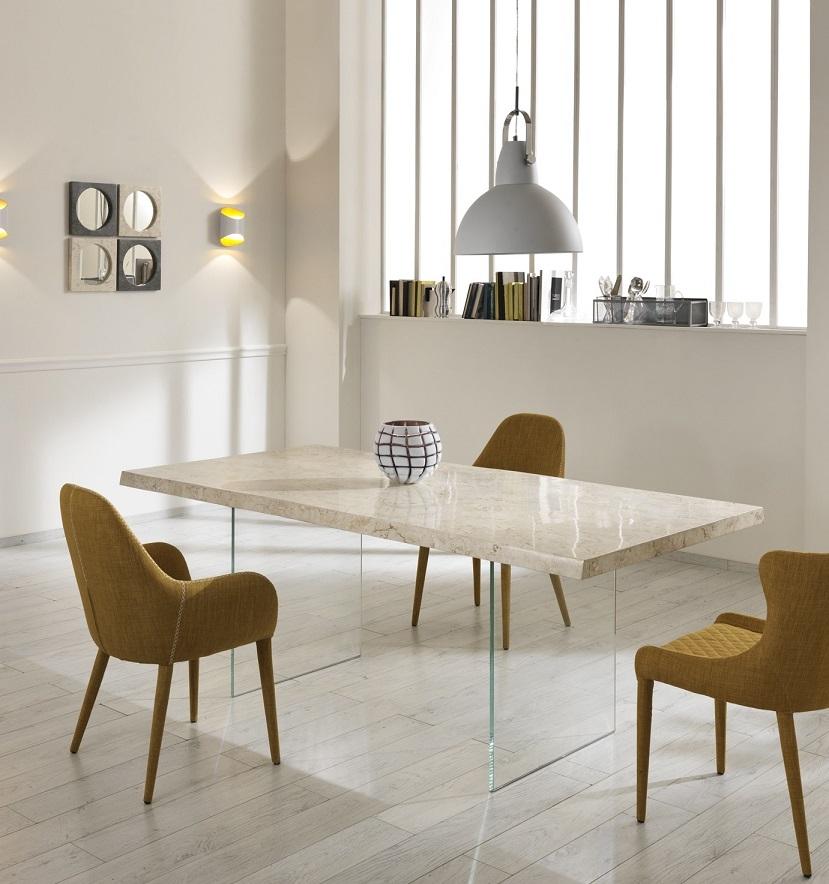 Interesting tavolo da pranzo vetro with interior designer for Interior designer famosi